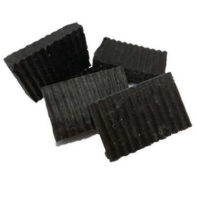 Charcoal Handmade Soap (Love shape)