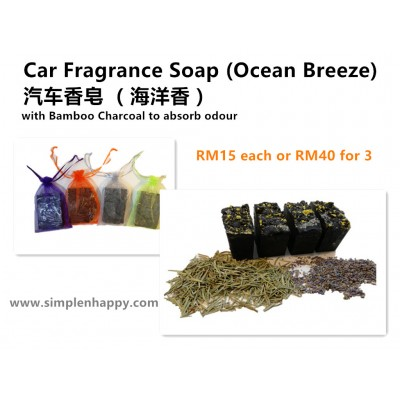 Car Fragrance Soap