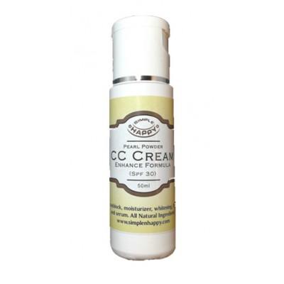 Pearl Powder CC Cream