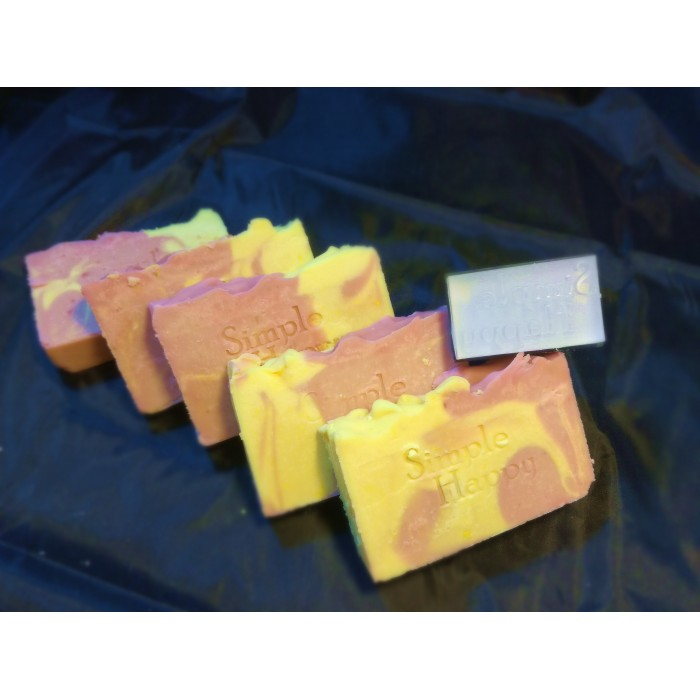 Acrylic Stamp Customized Your Soap