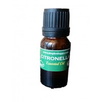 Citronella Essential Oil (Mosquito Repellent)