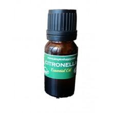 Citronella Essential Oil (Mosquito Repellent)