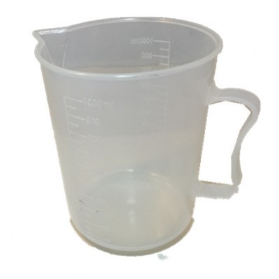 Thick Plastic Jar 1000ml