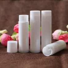 White Lip Balm Tube