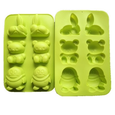Fancy mould - DIY Soap/ bakery-silicon