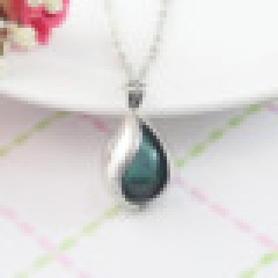 Necklace Diffuser - Tear Drop(free jewellery box)