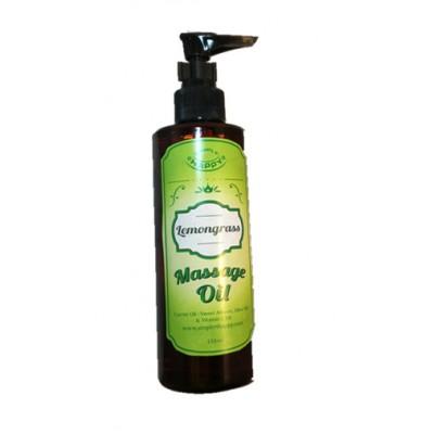 Lemongrass Massage Oil