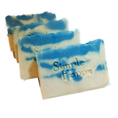 Brightening & Acne Control Peppermint Handmade Soap