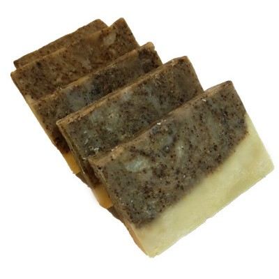 Coffee Scrub Soap (50% discount for the 3rd pcs)