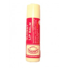 Organic Lip Balm with peppermint essential oil (glossy)