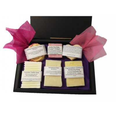 Premium Soap Box Set