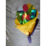 LED 3D Flower Soap