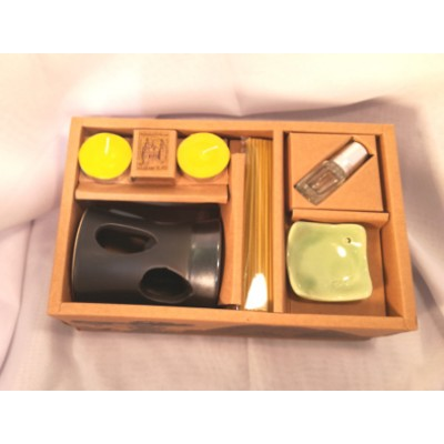 Essential Oil Burner Set 2