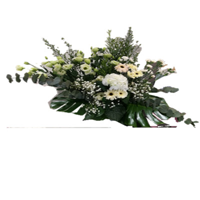 Condolences Flower Basket