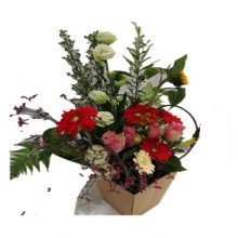 Chinese New Year Fresh Flower Bag