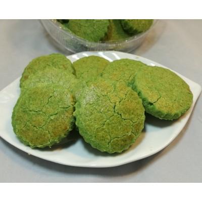 Freshly made Green Pea Cookies