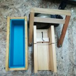 Soap cutter set (new)+ mould (used)