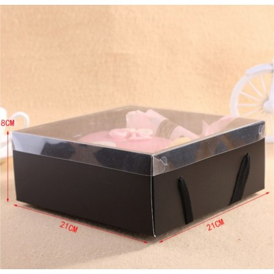 Premium Soap Flower Box with LED Lights