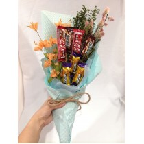 Small Chocolate Flower Bouquet