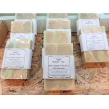 Green Tea Olive Handmade Soap