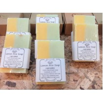 Rice Lemon Olive Soap