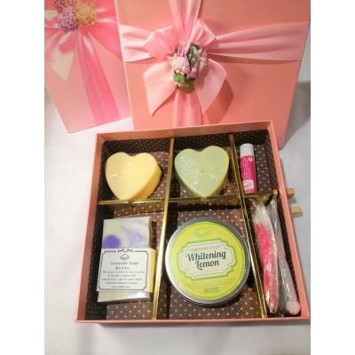 Mothers' Day Premium Soap Box (Free gift box)