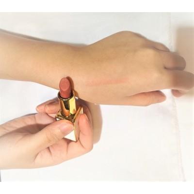 Handmade Lip Stick with Jojoba oil, olive oil & aloe vera- milk tea colour