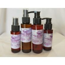 Hand Sanitiser 99.5% with Tea Tree & Lavender Essential Oil