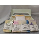 Free Hand Sanitiser Free Bubble Net by ordering 4 Essential Oil Handmade Soaps