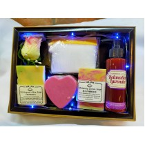Special Handmade Soap Set  Free gift box Free LED lights!
