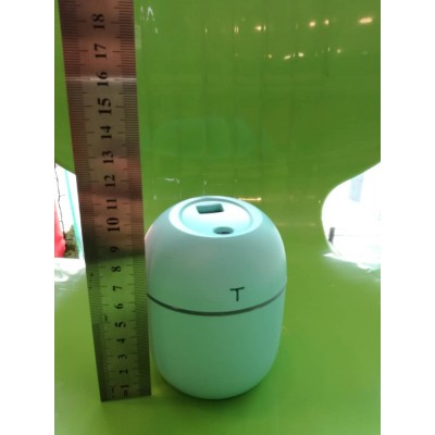 USB Electronic Diffuser (200ml/300ml) cum Humidifier for car and room