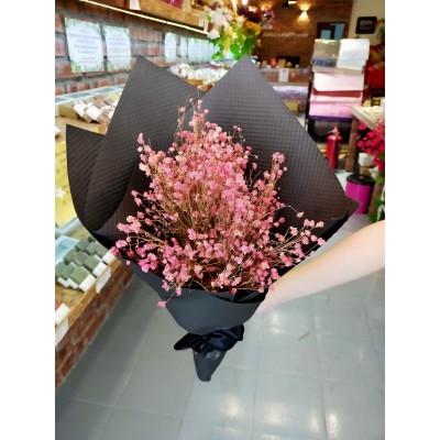 Million Star Dry Flower Bouquet