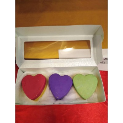 100% Handmade Fancy Soap Gift Set